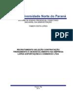 Portfólio Administração 3 Periodo 2014-2