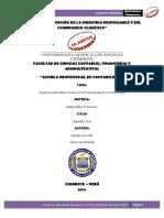 Incidencia Del Interés Simple en El Financiamiento Al Corto Plazo_Matematica Financiera_Will Paredes