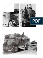 Rommel's Vehicles in Afrika Korps
