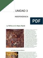 Antecedentes Centralistas, Federalistas y Constituciones Adela y Xochitl