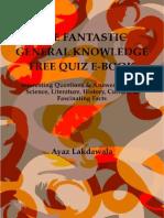 Fantastic General Knowledge Book