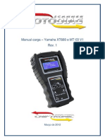 Diagnostico Xt 660