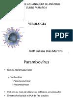 Aula 4. Virologia Farmácia
