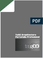 Portafolio Taag Arquitectura 2012 Light
