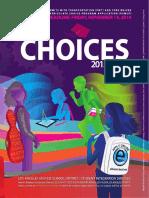 L.A. Unified Magnet Schools Brochure