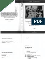 Sociabilidade e Dist Em Evora No Sec XIX