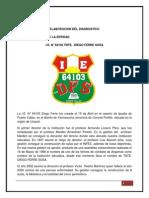 Diagnostico de Situacion Actual Ie Diego Ferre Sosa