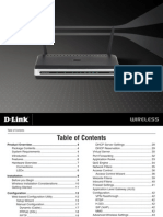 Manual Router DLINK - DIR-625