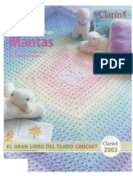 El Gran Libro Del Tejido Crochet Bebes