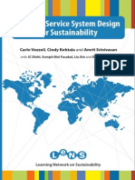 Product-Service System Design 4 Sustainability