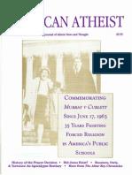 American Atheist Magazine Summer 1998