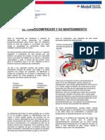 Turbocompresor y Mantenimiento