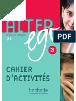 Dossier 1 - Cahier Alter Ego