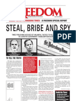 Freedom Magazine December/January 2009