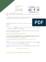 Características de Los Reguladores de Voltaje Con Diodo Zener