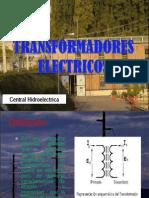 Transformadores Electricos Electricidad