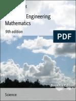 Erwin Kreyszig Advanced Engineering Mathematics