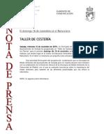 141112 NP- Taller Cestería