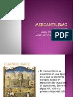 MERCANTILISMO EXPOSICION