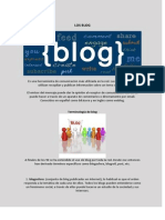Blogs,Wikis,Sitios Web