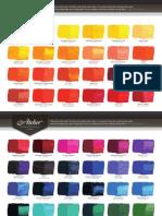 Atelier Interactive Color Chart