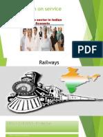 Railways 7ps