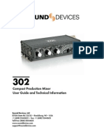 Manual SD302