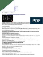 Discalculia, Síntomas y Signos de Alerta, Dificultades de Aprendizaje 2014