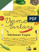 Yemek Sırları - Mehmet Yasın