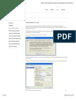 TutoRial Visual Dial Plan