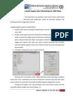 V-Ray Render (Autodesk 3DS Max) - Trik Sederhana Untuk Export Dari SketchUp Ke 3DS Max