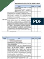 InstrumentoDeAutoevaluacion NORMA 2003 de 2014
