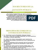 Uni.- Principios de La Contratación Pública