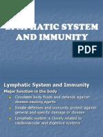 Lypm Immunity System