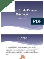 Valoracion de Fuerza Muscular 2014