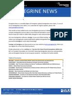 Peregrine News October 2014