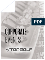 Corporate Events Guide Houston West