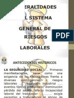 Generalidades Del SGRL