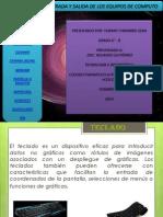 """ACTIVIDAD PRESENTACION MICROSOFT POWERPOINT """"LISTA DE MENU"""