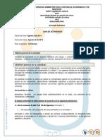 Guía de Actividades Examen Final Legislación Laboral