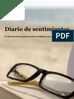 Diario de Sentimientos (Preview)
