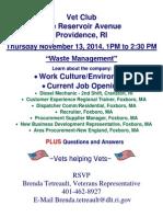 11_13_2014 Waste Management