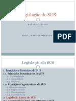 legislação SUS