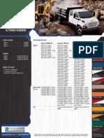 Kodiak 6500 y 8500 Brochures
