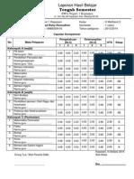 Raport Uts Kurikulum 2013 Kelas X