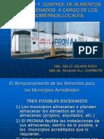 ALMACENES PRONAA