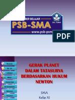 BA Planet Newton
