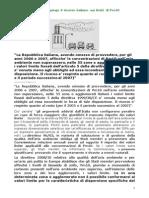 Piano Aria Sentenza Della Corte Europea Dicembre 2012 Interrogazione e Riposta Dumas 2009