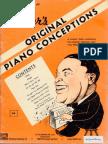 Fat Waller Piano Conceptions