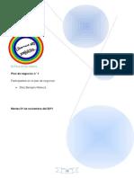 Plan de Negocios - Emprendedorismo[1]